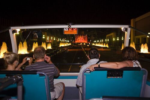 purchase Bus Turístic night tour