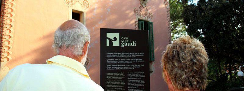 Gaudí House-Museum