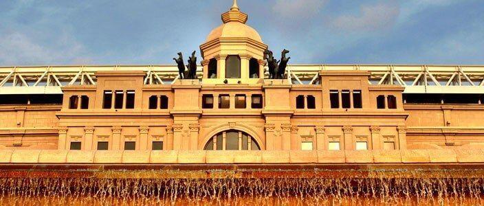 Barcelona's Olympic Stadium Lluís Companys