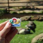 Barcelona zoo magnet