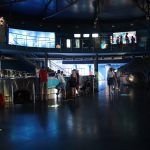 inside Aquarium Barcelona