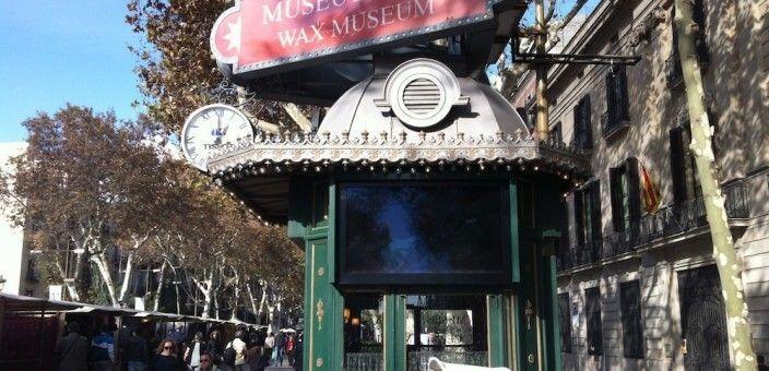 Barcelona Wax Museum