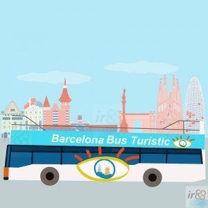 purchase Hop-On Hop-Off Barcelona