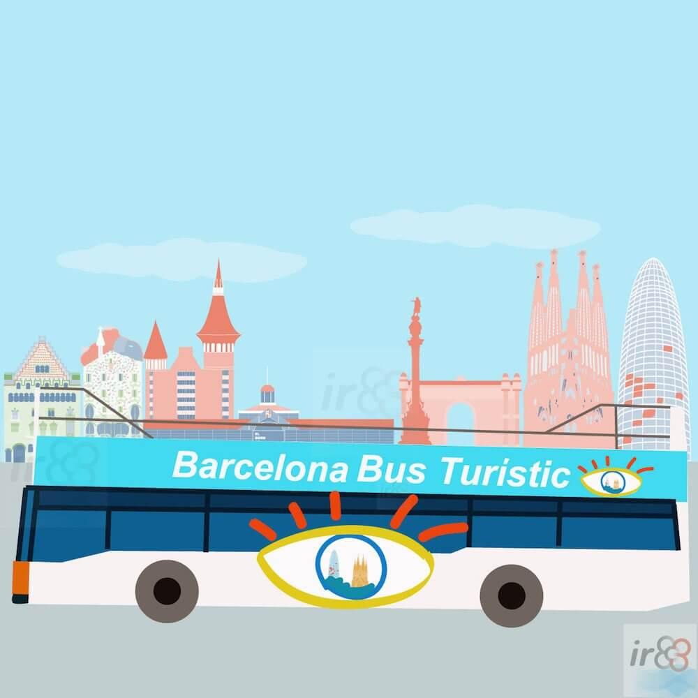 purchase Barcelona Bus Turístic