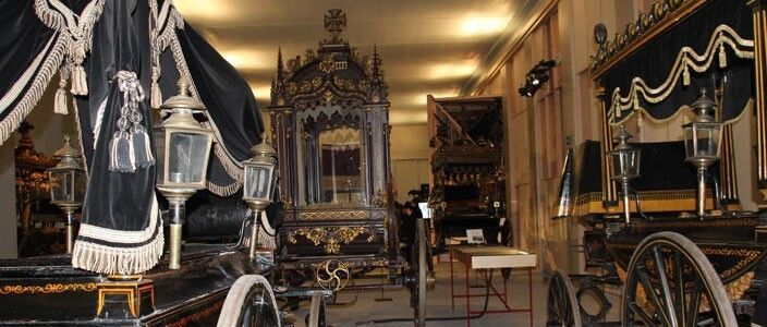 Barcelona Funeral Carriages Museum