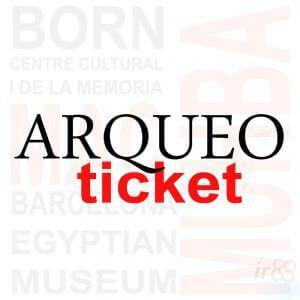 buy ArqueoTicket Barcelona