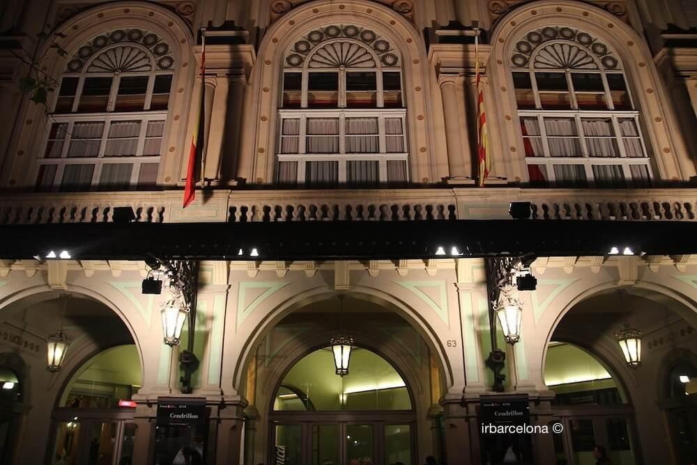 facade Liceu