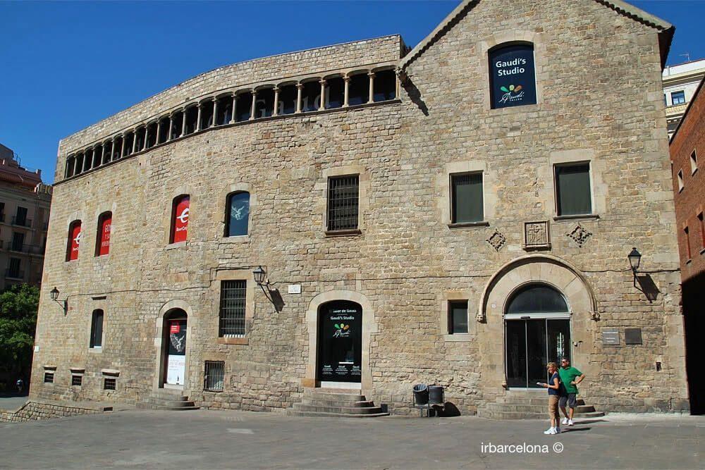 Diocesan Museum side facade