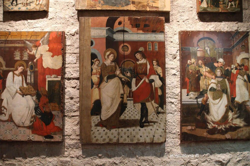 Diocesan Museum paintings