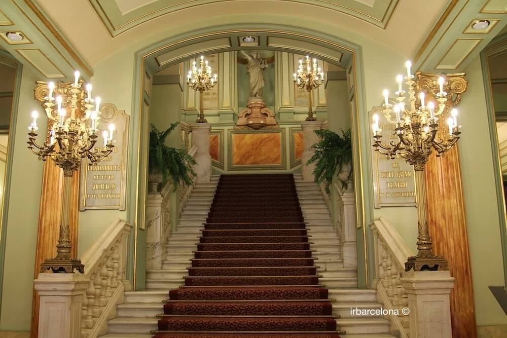 guided tour Liceu