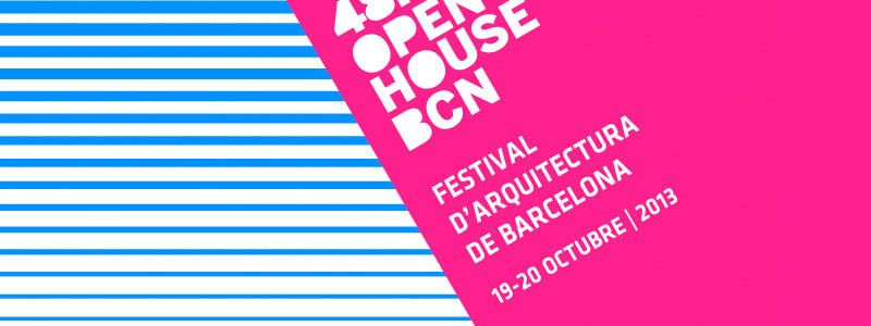 48H Open House BCN 2013