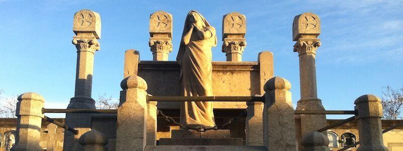 Cemetery Poblenou