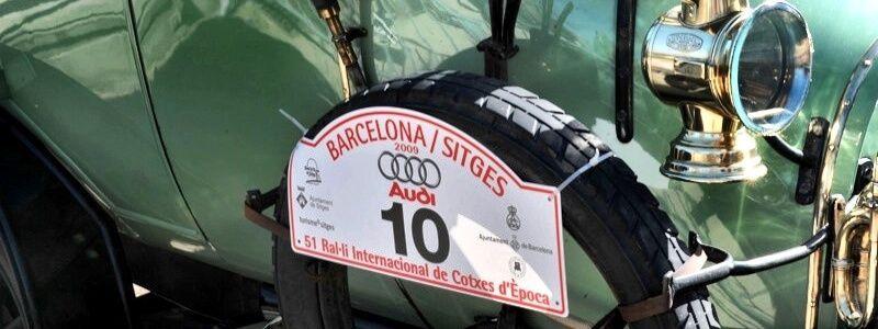 Rally Barcelona Sitges