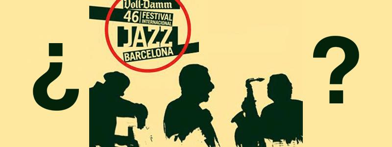 Voll Damm Festival Internacional Jazz Barcelona