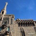 façade Torre Bellesguard