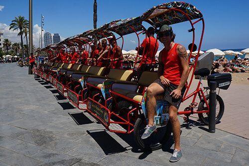 Turistic Rickshaw Tours