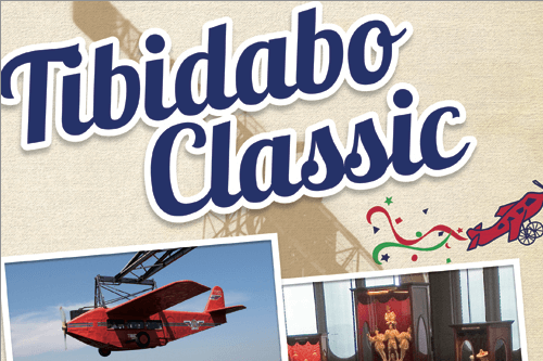 purchase Tibidabo Classic tickets