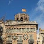 bell tower of Santa Maria del Pi