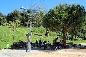 Jardins Joan Brossa (Gardens)