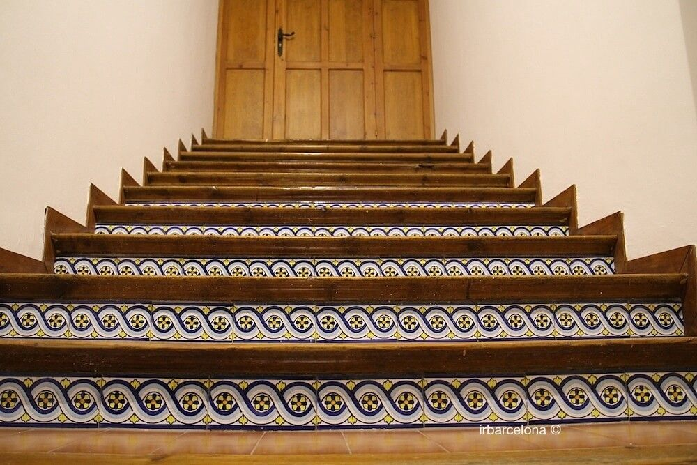 Gaudi stairs without destination