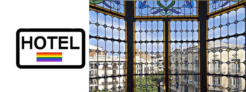 Gay Friendly hotels in Barcelona