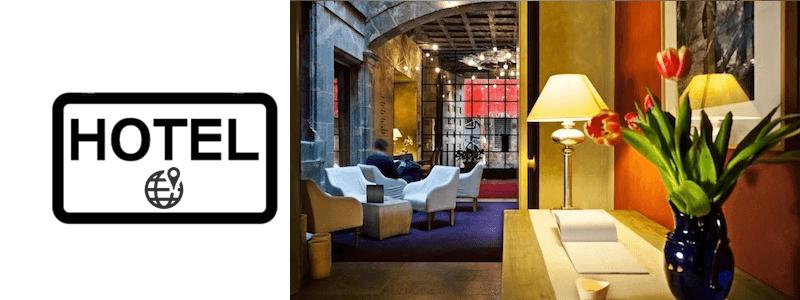 hotels apartaments centre Barcelona