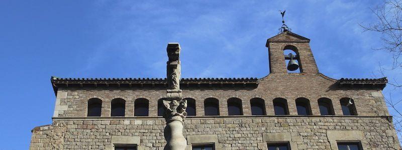 The Old Hospital de la Santa Creu