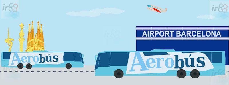 Aerobus: Barcelona – Airport bus service