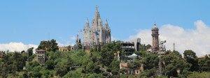 Tibidabo Mountain Barcelona