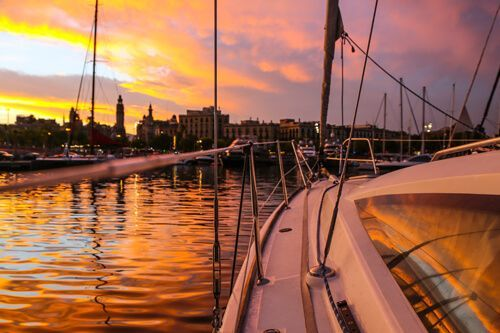 Sunset and Sailing Experience