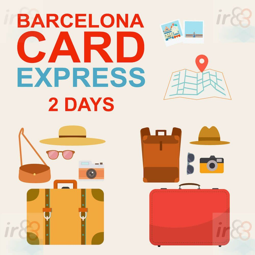 purchase Barcelona Card Express online