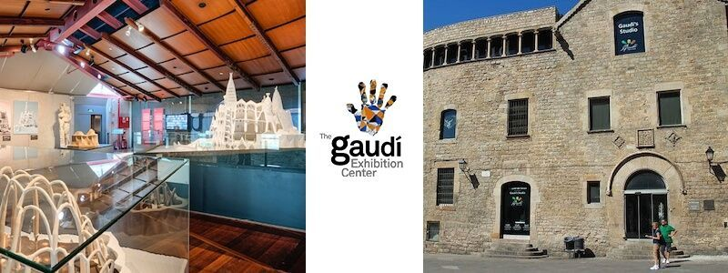 The Gaudí Exhibition Center and Barcelona's Diocesan Museum