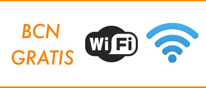 Free WiFi in Barcelona