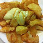 Patatas Bravas Bar Tomás