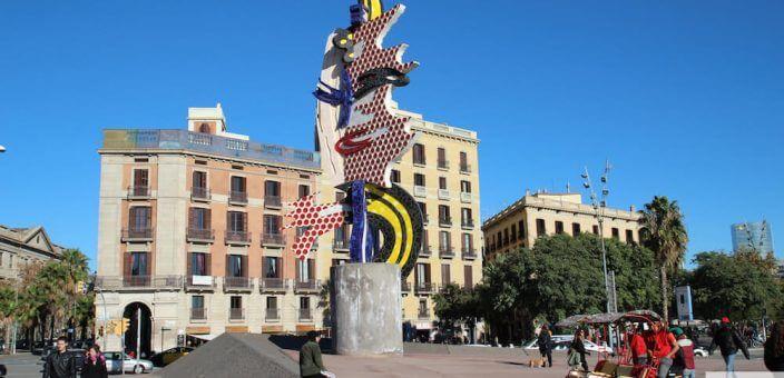 Barcelona's Head