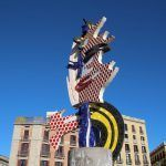 Barcelona's Head Roy Lichtenstein
