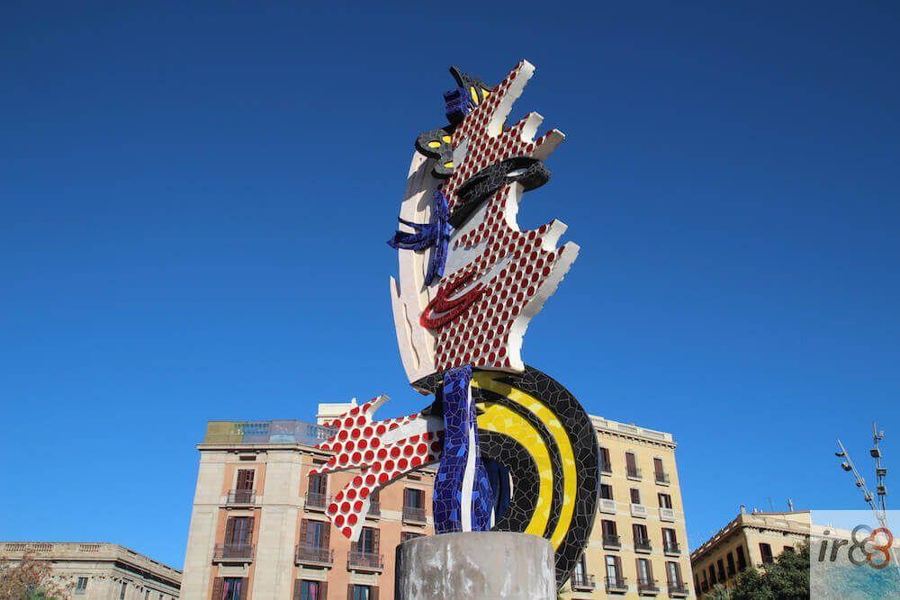 Cara de Barcelona (Barcelona's Head)