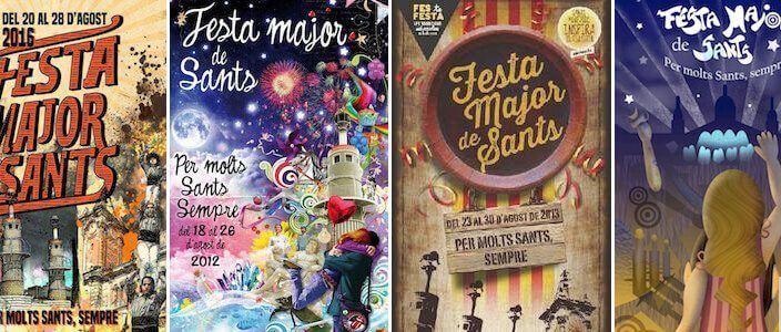 Festa Major Sants (Festival)