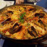 Paella Mixta (Mixed Paella)