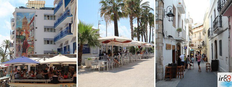 where to eat in Sitges