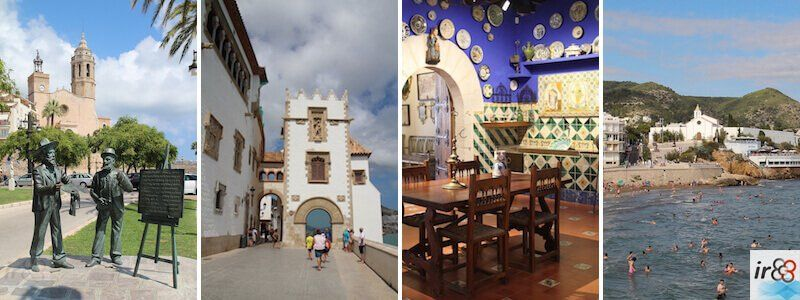 guide to visit Sitges