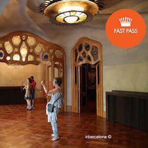 Casa Batlló Fast Pass