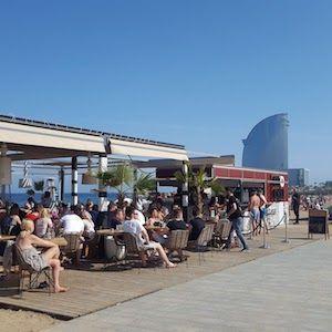 Beach Bars (Chiringuitos) in Barcelona