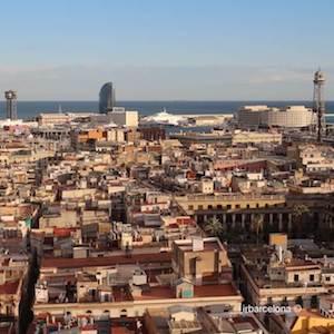 Santa María del Pi rooftop tickets