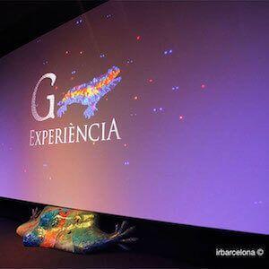Gaudí Experience tickets