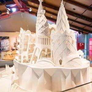 tickets The Gaudí Exhibition Center