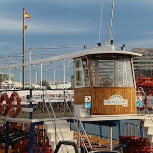 Las Golondrinas boat tour tickets