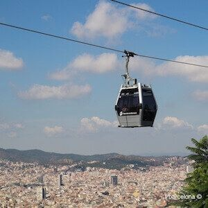 Montjuïc Cable Car tickets