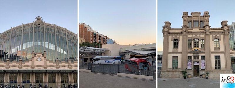 Barcelona Nord - Estació del Nord Bus Station