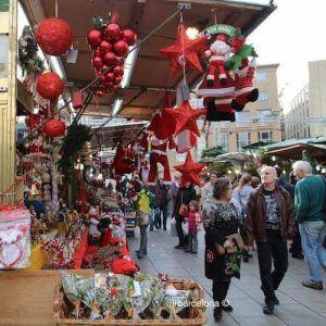 Santa Llúcia Christmas Market